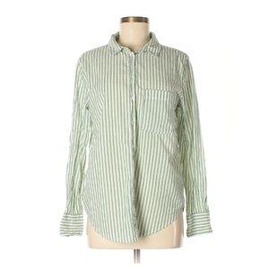H&M Long Sleeve Button-Down Shirt